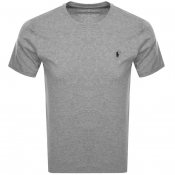 Ralph Lauren Crew Neck T Shirt Grey