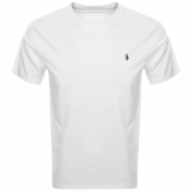 Product Image for Ralph Lauren Crew Neck T Shirt White