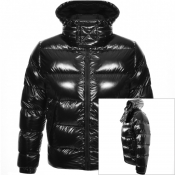 BOSS HUGO BOSS Domar Puffa Jacket Black