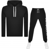 BOSS HUGO BOSS Lounge Tracksuit Black