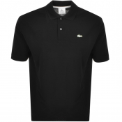 Lacoste Live Polo T Shirt Black