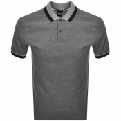 Product Image for BOSS HUGO BOSS Parlay Polo T Shirt Black