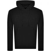 Product Image for BOSS HUGO BOSS Towelling Hoodie Black