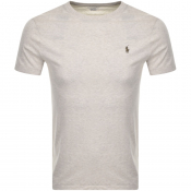 Product Image for Ralph Lauren Crew Neck T Shirt Beige