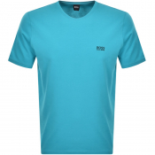 Product Image for BOSS HUGO BOSS Crew Neck T Shirt Blue