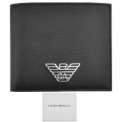 Product Image for Emporio Armani Bilfold Wallet Black