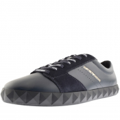 Product Image for Emporio Armani Opatija Trainers Navy