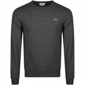 Product Image for Lacoste Sport Crew Neck Sweatshirt Grey