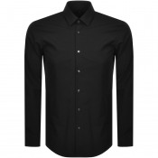 Product Image for BOSS HUGO BOSS Slim Fit Isko Shirt Black