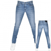 BOSS Casual Delaware Slim Fit Jeans Blue