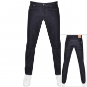 Lacoste Slim Fit Jeans Navy