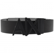 Product Image for Armani Exchange Reversible Belt Black