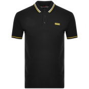 Product Image for HUGO Daruso 194 Polo T Shirt Black
