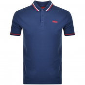 Product Image for HUGO Daruso 194 Polo T Shirt Blue