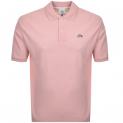 Product Image for Lacoste Live Polo T Shirt Pink