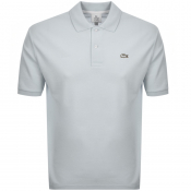 Lacoste Live Polo T Shirt Blue