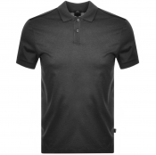Product Image for BOSS HUGO BOSS Phillipson 60 Polo T Shirt Grey