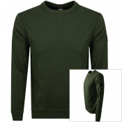 Product Image for BOSS Casual Walkup Sweatshirt Khaki