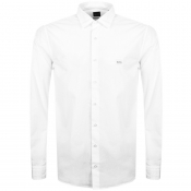 BOSS Casual Mypop Shirt White