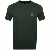 BOSS Casual Tales T Shirt Khaki