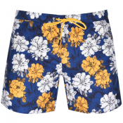 BOSS HUGO BOSS Piranha Swim Shorts Blue
