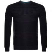 Product Image for BOSS Casual Arkamoro Knit Jumper Navy