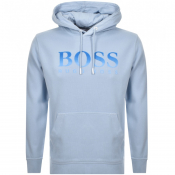 Product Image for BOSS Casual WMarco Hoodie Blue