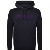 Product Image for BOSS Casual WMarco Hoodie Navy
