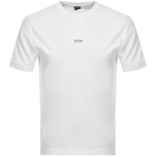 Product Image for BOSS Casual TChup T Shirt White