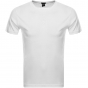 BOSS Athleisure Talbo T Shirt White