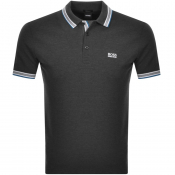 Product Image for BOSS Athleisure Paddy Polo T Shirt Grey