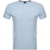 Product Image for BOSS Athleisure Tee T Shirt Blue
