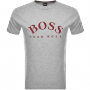 Product Image for BOSS Athleisure Tee 1 T Shirt Grey