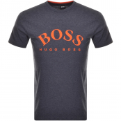 BOSS Athleisure Tee 1 T Shirt Blue