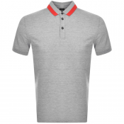 Product Image for BOSS Casual Pase Polo T Shirt Grey
