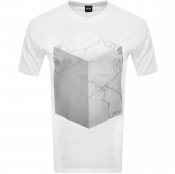 Product Image for BOSS Casual Toll 2 T Shirt White