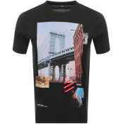 Product Image for BOSS Casual Toll 3 T Shirt Black