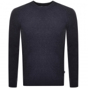 Product Image for BOSS HUGO BOSS Baraldi Knit Jumper Navy