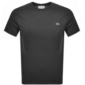 Lacoste Crew Neck T Shirt Grey