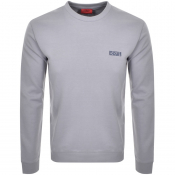 HUGO Drick 194 Sweatshirt Grey