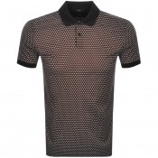 BOSS HUGO BOSS Phillipson 63 Polo T Shirt Burgundy