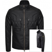 Product Image for Barbour International Byward Wax Jacket Black