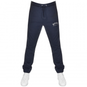 BOSS Athleisure Hadiko Win Jogging Bottoms Navy