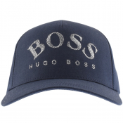 BOSS Athleisure Baseball Cap Navy