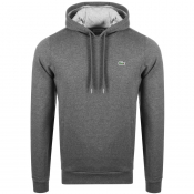Product Image for Lacoste Sport Pullover Hoodie Grey