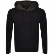 Product Image for BOSS Casual WMac Hoodie Black