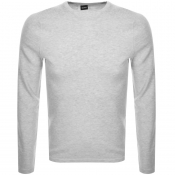 Product Image for BOSS Casual Kamyo Knit Jumper Grey