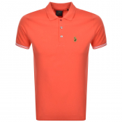 Product Image for Luke 1977 New Mead Polo T Shirt Red