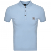 Product Image for BOSS Casual Passenger Polo T Shirt Blue