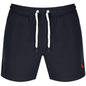 Jack Wills Blakeshall Swim Shorts Navy